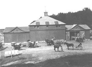 West Barns