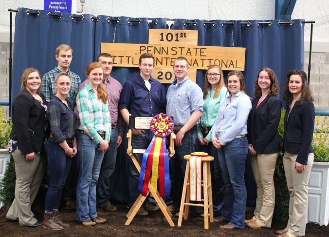 Penn State Block and Bridle Club members are gearing up for the 102nd Little International Livestock Exposition. The club will be joined by the Penn State Dairy Science Club, which will be hosting its annual Dairy Expo on the same day.