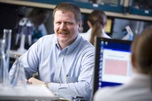 Troy Ott, Professor of Reproductive Biology